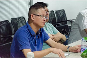 福州市倉山區領導視察開心情色站網絡,將加大產業扶持力度